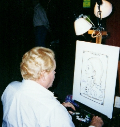Caricaturist or Caricature Artist