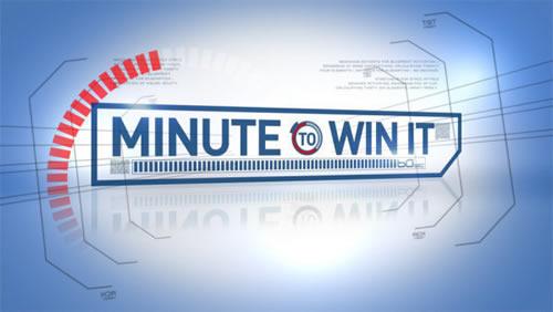 Minute To Win It (In it to Win It)