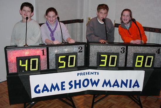 Game Show Mania - Game Show