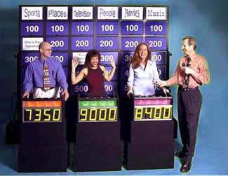Jeopardy - Game Show