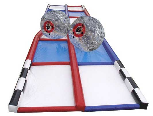 Obstacle Course - Criss Cross Collision Course
