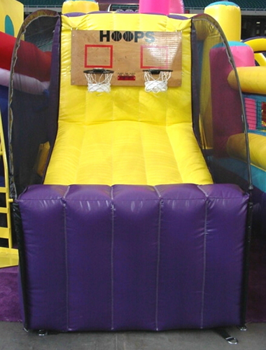 Double Shoot Out Basketball - Inflatable