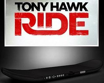 Virtual Tony Hawk - The Ride
