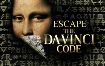 Mobile Escape Room - Escape the Da Vinci Code