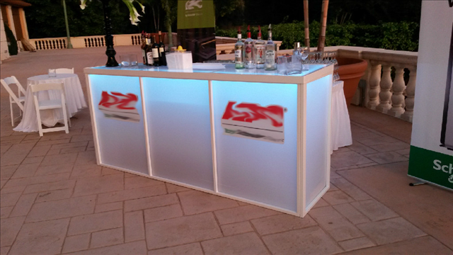 LED Cocktail Bar