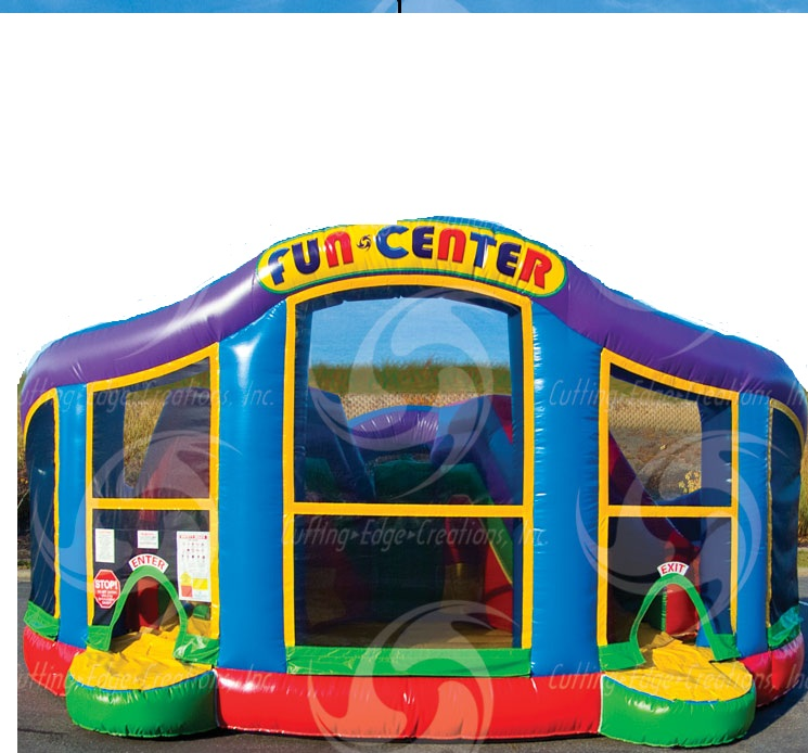 Wacky Fun Center - Children's Play Area