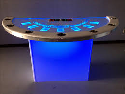 Casino LED Blackjack Table