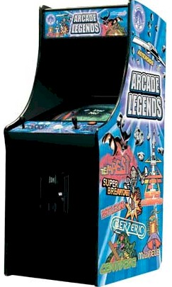 Arcade Legends/Ultracade